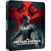 Captain America: The Winter Soldier 3D (enthält...